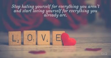 love yourself F