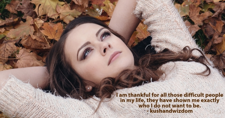 thankful F