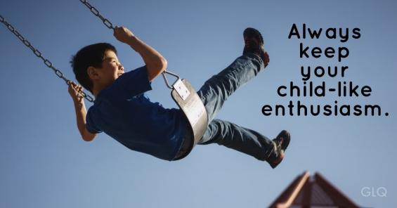 enthusiasm F
