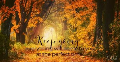 keep going F